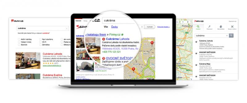 Aktualizujte svůj firemní profil v nové podobě služby Firmy.cz