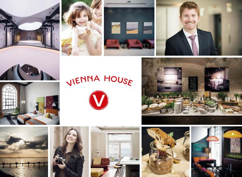Vienna House s novou koncepcí a logem už i v ČR